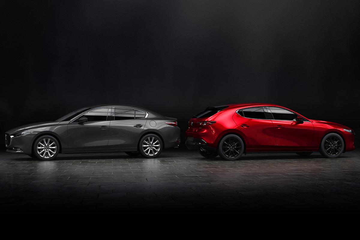Mazda 3 Sport >> Taysin Uusi Mazda3 Nyt Ennakkomyynnissa Ja Myos
